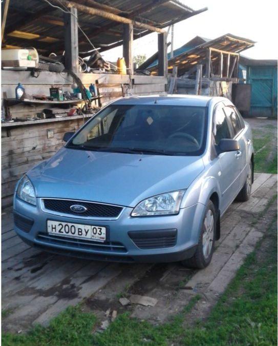 Ford Focus, 2005  300 000 рублей