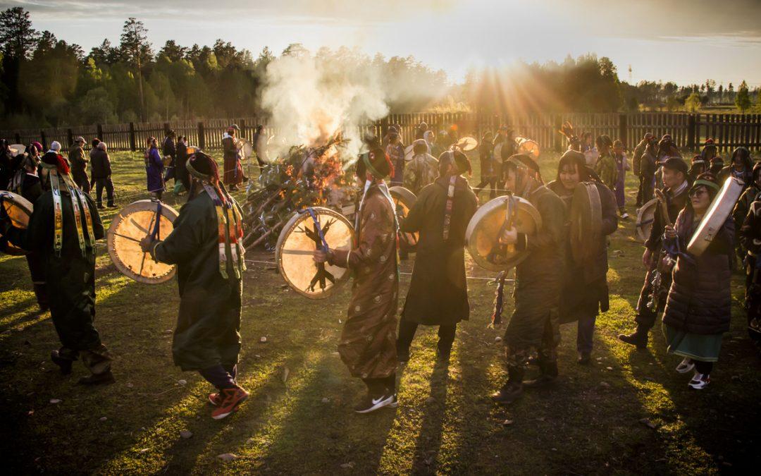 В Ангарске пройдет фестиваль шаманов России