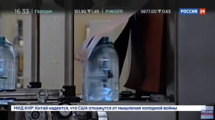 «Россия24» сняла фильм о строящемся в Култуке заводе