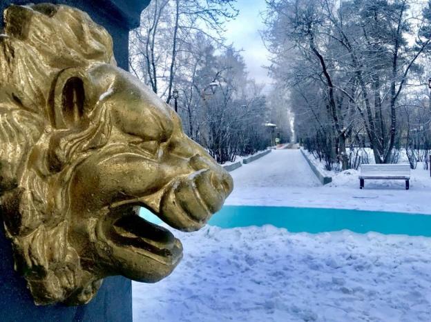 Благоустройство сквера «Нефтехимик» продолжится в этом году в Ангарске