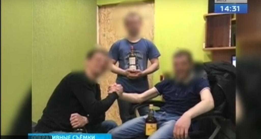 Украл, выпил, запостил. Воров-хвастунов задержали в Иркутске (видео)
