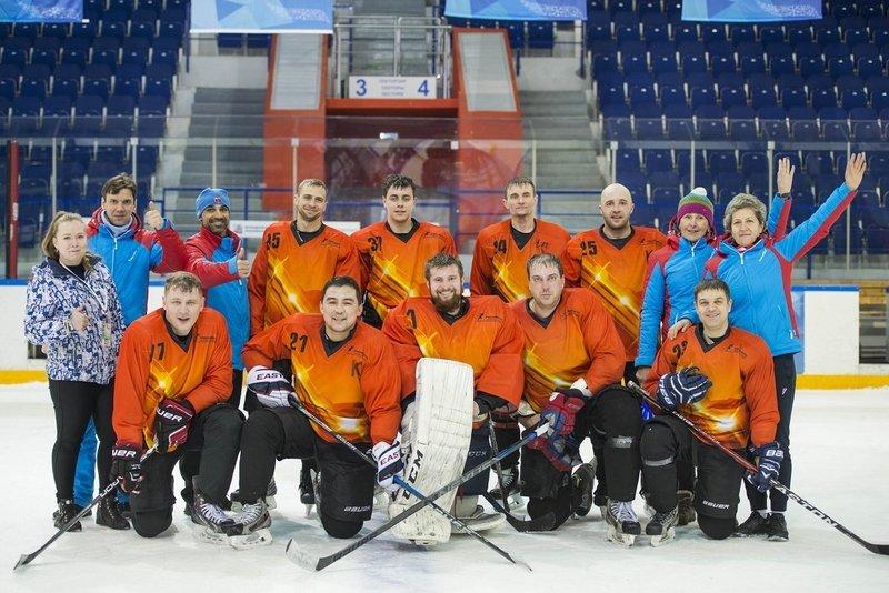 Команда «Ангара» АНХК взяла серебро на Зимней спартакиаде «Роснефти»