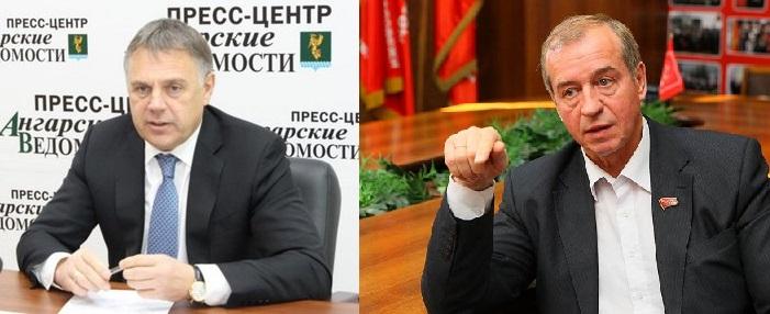 Сергей Левченко требует отставки мэра Ангарского городского округа Сергея Петрова