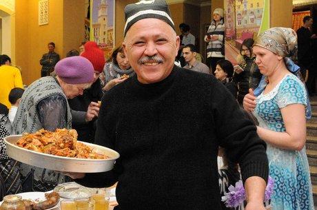 300 килограммов плова приготовят в Ангарске в честь празднования Навруза