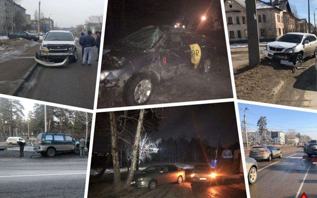 Сводка дорожно-транспортных происшествий за неделю (11.03-17.03)