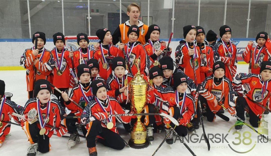 «Ермак 2010» — победители турнира в Новосибирской области