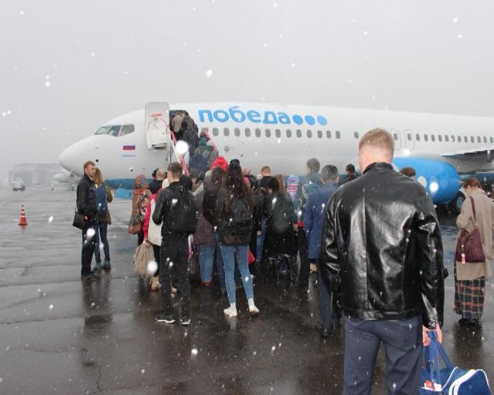 Отказ «Победы» летать в Иркутск обсудят в Госдуме (видео)