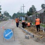 Новые тротуары будут обустроены в Ангарске в этом году