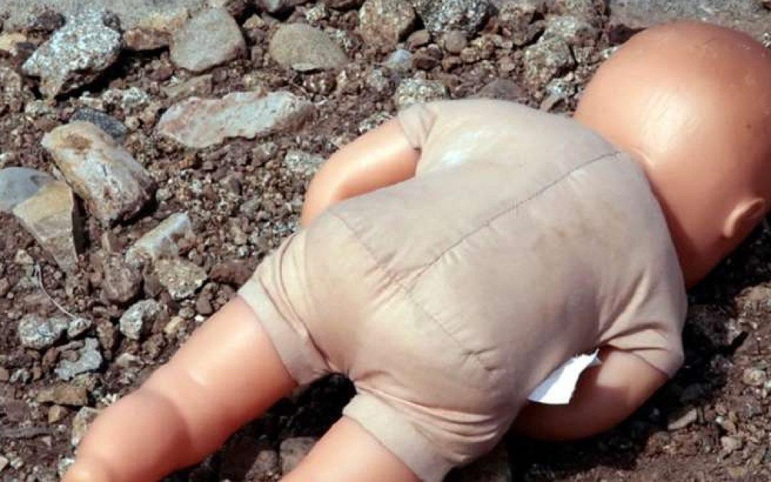 В Ангарске следователями СКР проводится проверка по факту обнаружения тела новорождённого