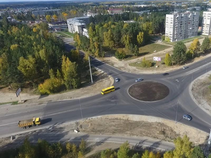 Другим муниципалитетам рекомендовано перенимать опыт Ангарского округа по ремонту дорог