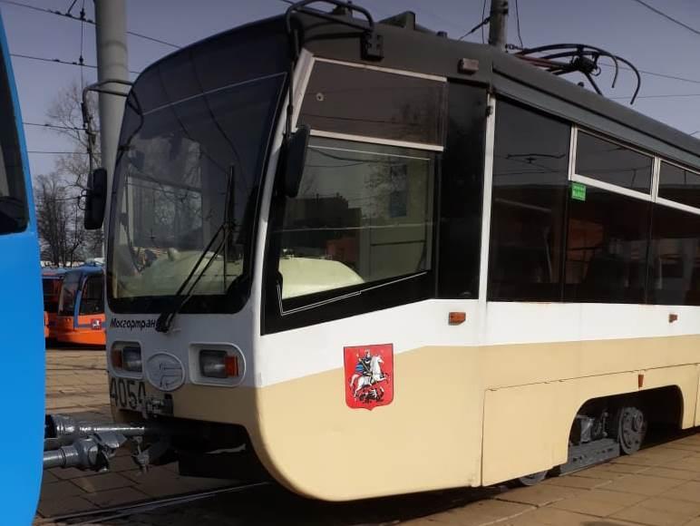 Десять вагонов пополнят парк ангарских трамваев в этом году