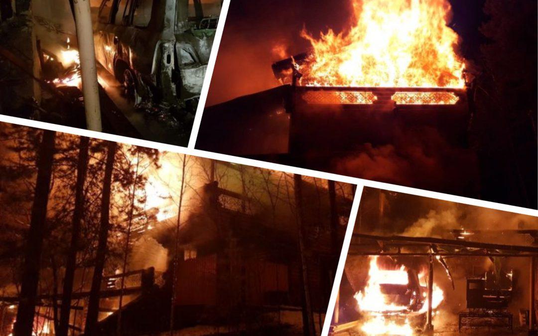 Поджигательнице «Ангарской горки» повезло — суд избрал условное наказание