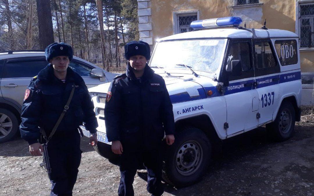 В Ангарске задержали трех граждан, сорвавших золотую цепочку с подростка