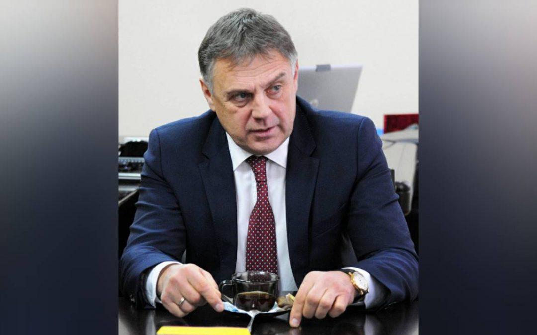 Дума Ангарска сегодня рассмотрит заявление об отставке мэра