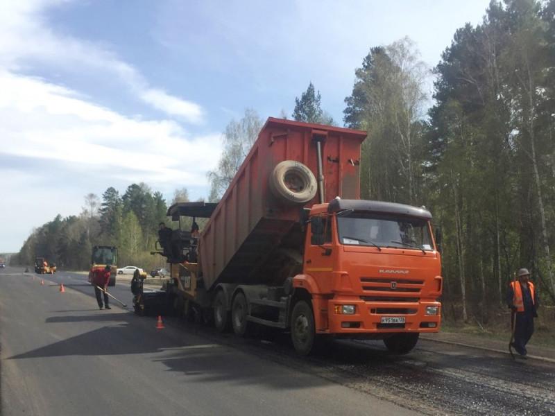 В Ангарске стартовал ремонт дорог