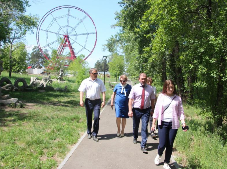 Мэр Ангарска: «Скоро гидротехническое сооружение превратится в полноценную набережную»