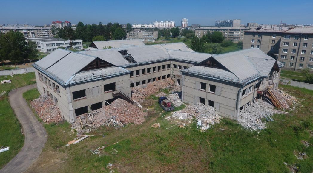 Детсад в 17 микрорайоне Ангарска будет достроен в следующем году
