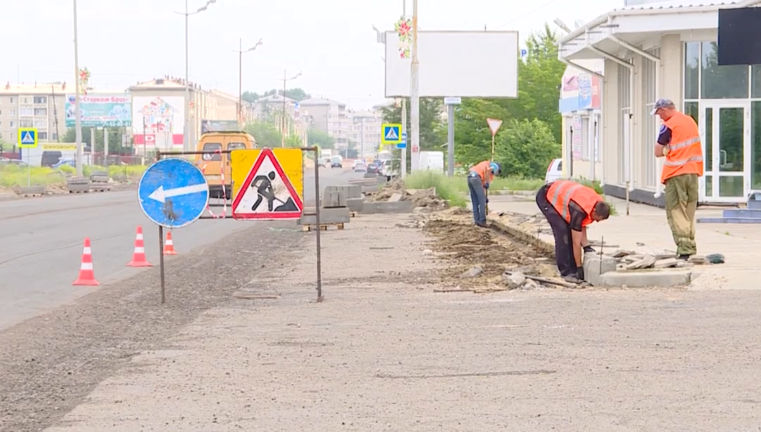 400 млн рублей на дороги (видео)