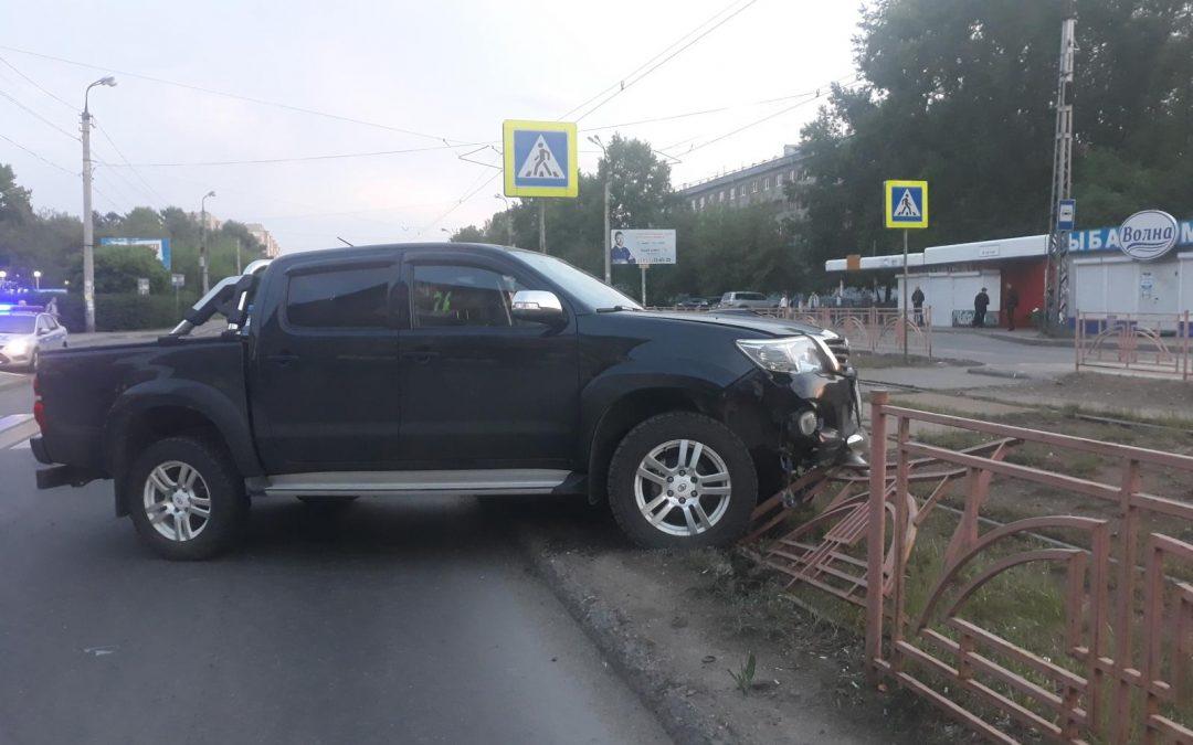 Сводка дорожно-транспортных происшествий за неделю (03.06 — 09.06)