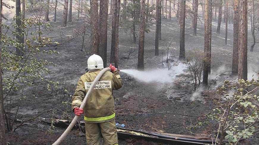В Иркутской области потушили все природные пожары