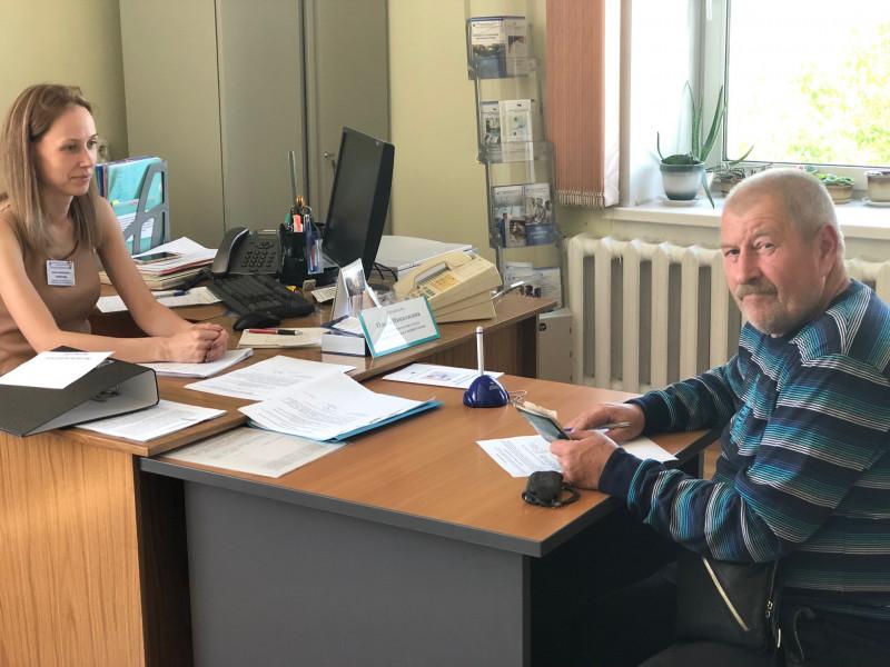 В программе по профессиональному обучению граждан предпенсионного возраста принимают участие шесть ангарчан