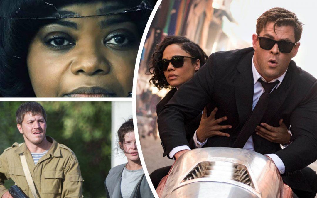 Премьеры в ангарских кинотеатрах сегодня (13 июня)