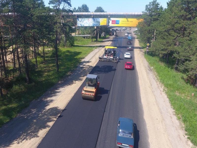 Рекордный объем работ будет выполнен в АГО в рамках проекта «Безопасные и качественные автомобильные дороги»