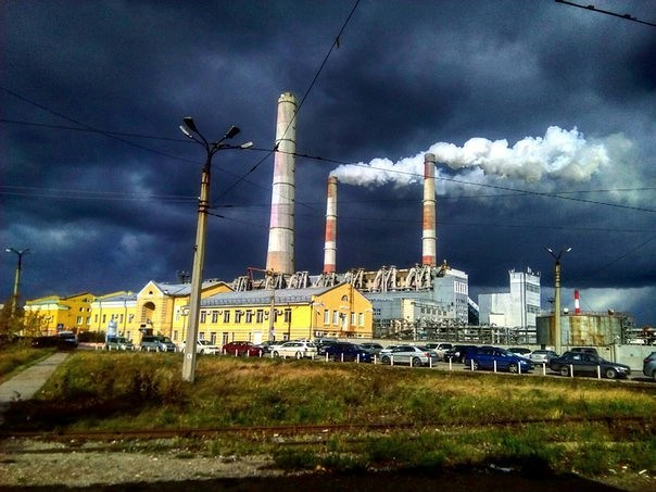 Иркутская область вошла в тройку самых грязных регионов России