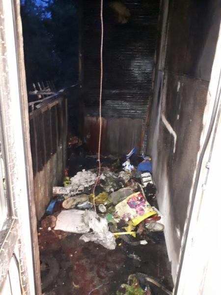 Ночная эвакуация жильцов многоквартирного дома в Ангарске