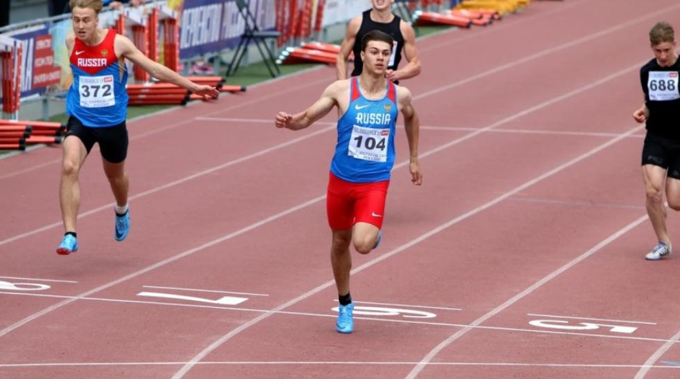 Четыре медали завоевали легкоатлеты Приангарья на первенстве России в Челябинске