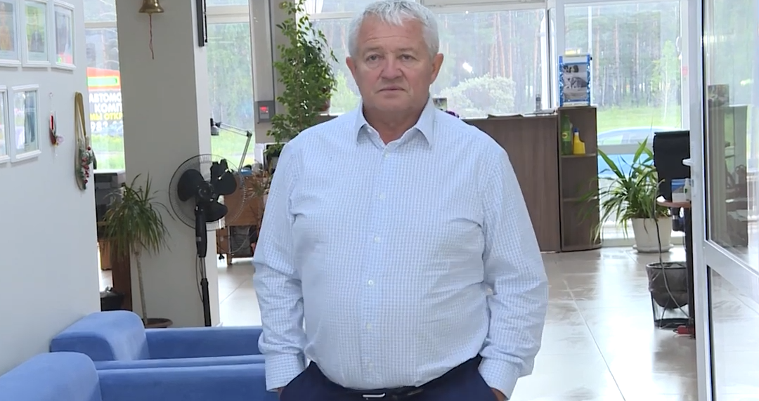 «Главное в жизни»: Александр Быков (видео)