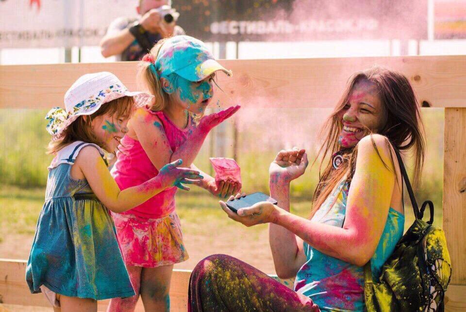 Фестивальный день для всей семьи в Ангарске 21 июля