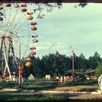 Ангарское колесо обозрения: прошлое, настоящее, будущее