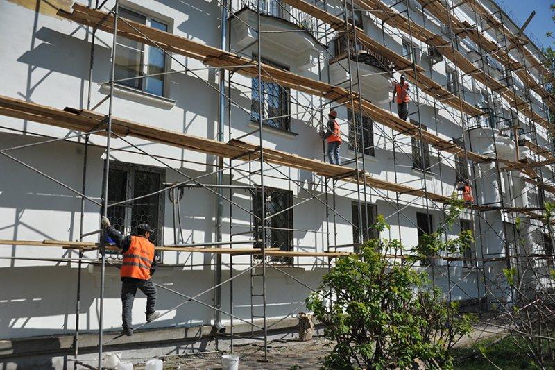В 2019 году региональный Фонд капитального ремонта обещает отремонтировать в Ангарске 87 многоквартирных домов