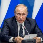 Путин прилетел в Иркутскую область