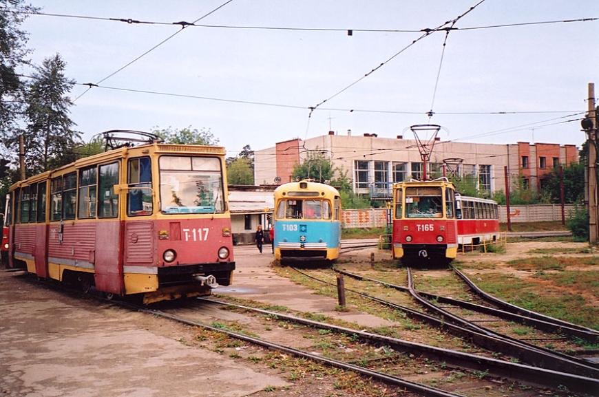 Кто разваливает «Ангарский трамвай»? (видео)