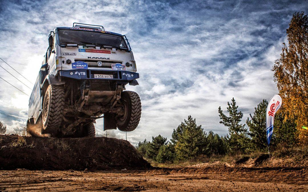 У ангарчан есть возможность увидеть легендарную технику и автомобили  международного ралли «Шелковый путь-2019»