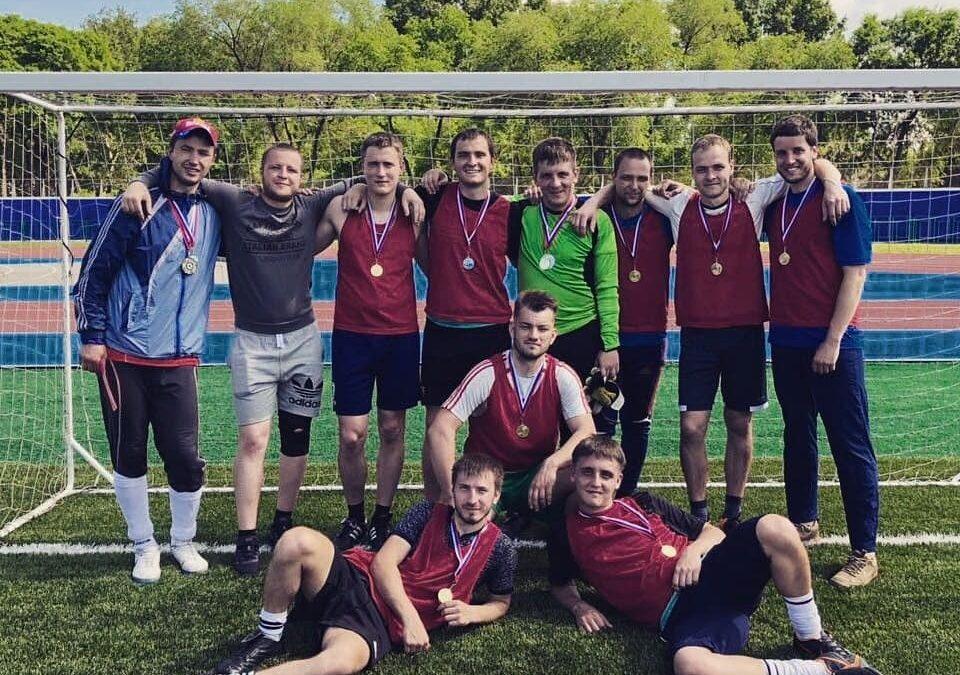 Отчет о футбольном турнире «Сарсенбаев CUP»
