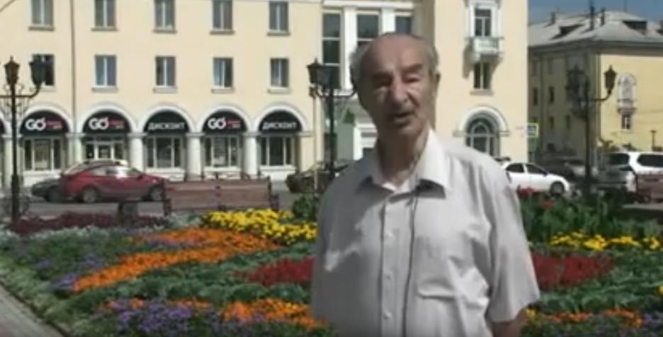 Почётный гражданин Ангарска высказался об одном из кандидатов в депутаты АГО (видео)