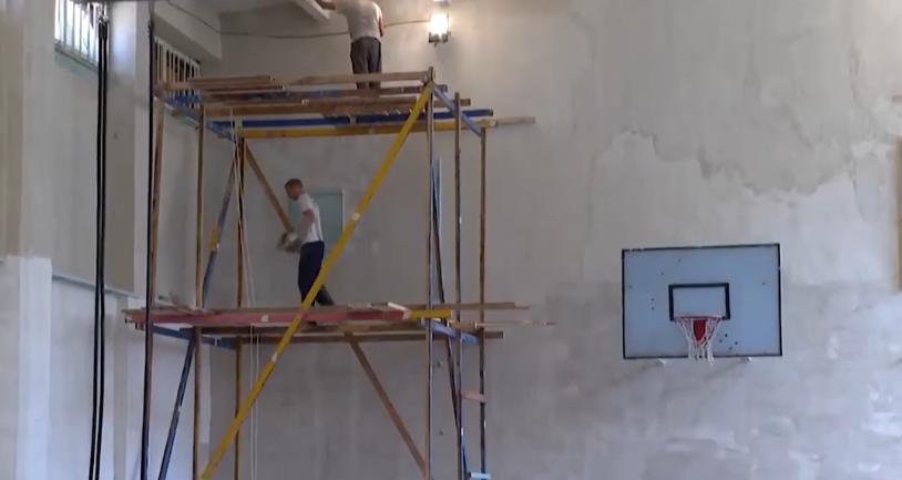 В Ангарске из двух школ сделали одну (видео)