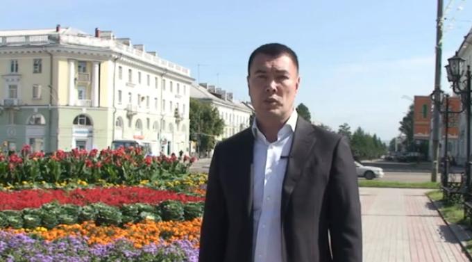 Обращение депутата ЗС Евгения Сарсенбаева к жителям Ангарска