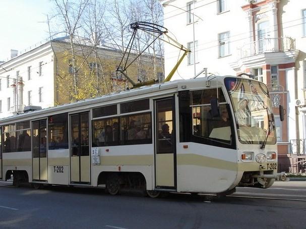 В честь Дня знаний проезд для ангарских школьников в трамвае будет бесплатным