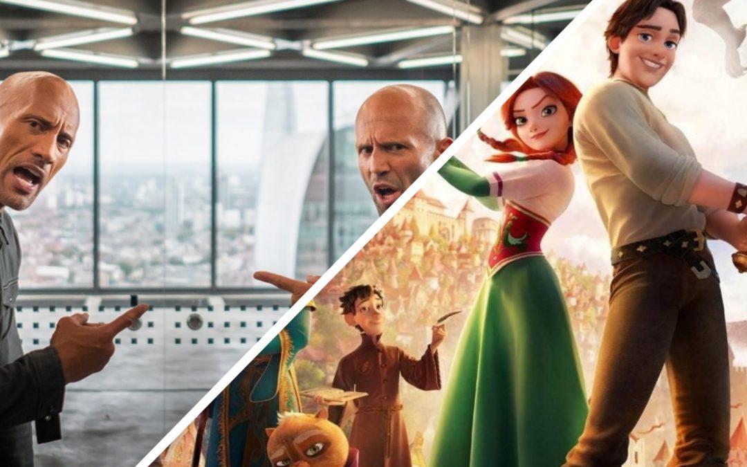 Премьеры в ангарских кинотеатрах сегодня (1 августа)