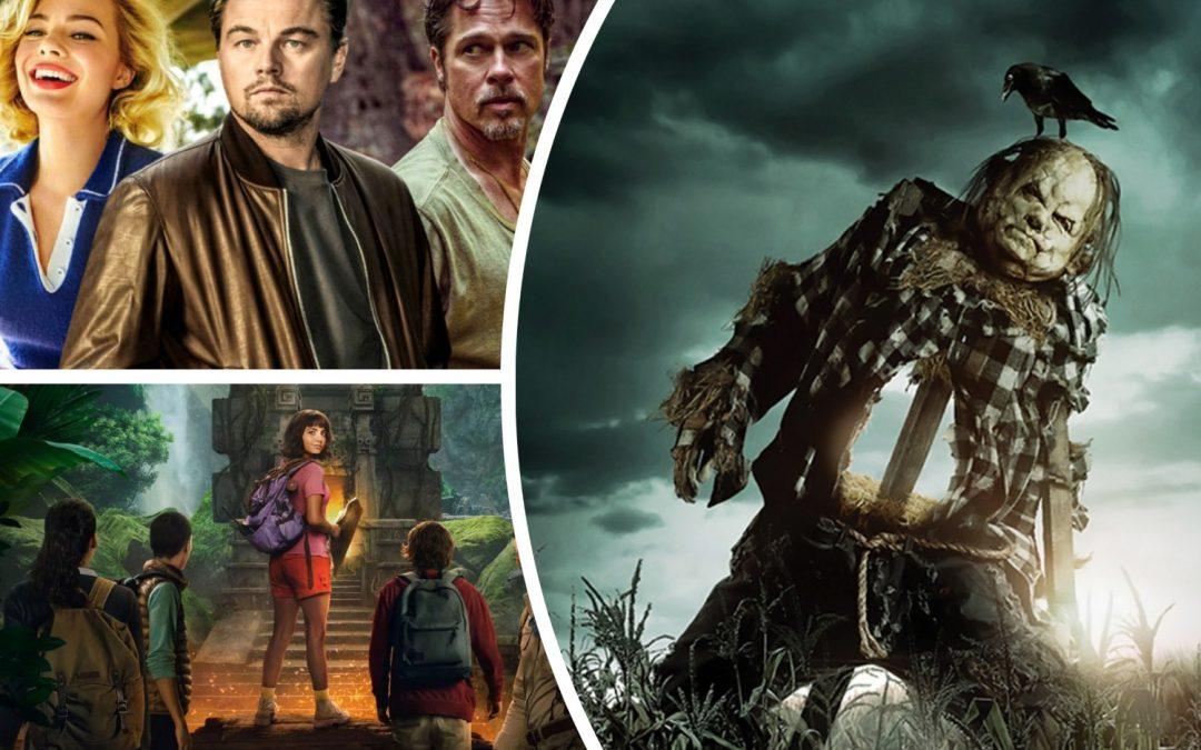 Премьеры в ангарских кинотеатрах сегодня (8 августа)