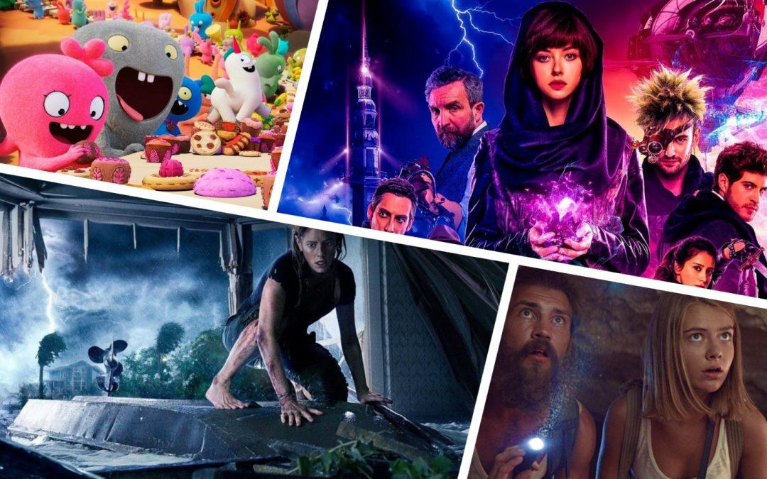 Премьеры в ангарских кинотеатрах сегодня (22 августа)