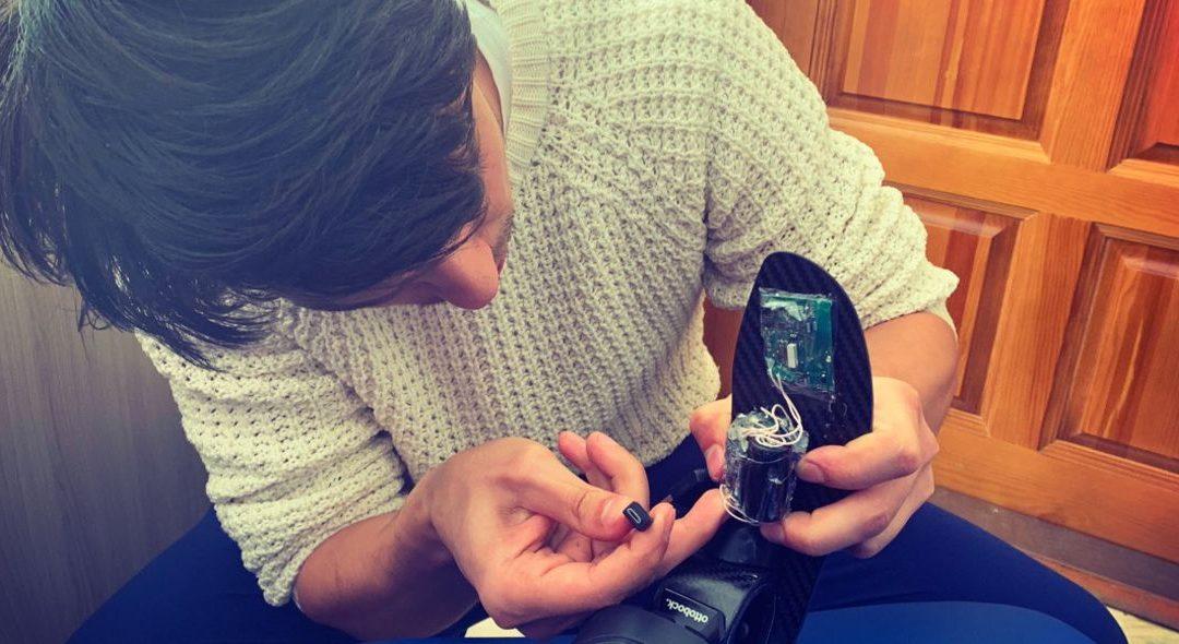 Первыми в мире стали ангарские инвалиды — им в протезы внедрили чипы с Wi-Fi