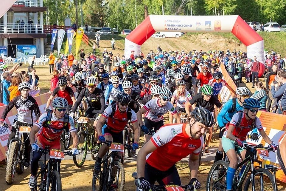 ВелоБАМ 2019: гонка на горных велосипедах стартует 7 сентября в Ангарске