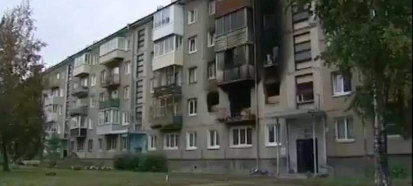 Пострадавшим от взрыва в Ангарске запретили возвращаться в квартиры.