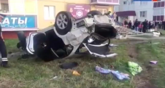 Обновлено. Страшное ДТП в Ангарске. Трое человек погибли. Видео+фото