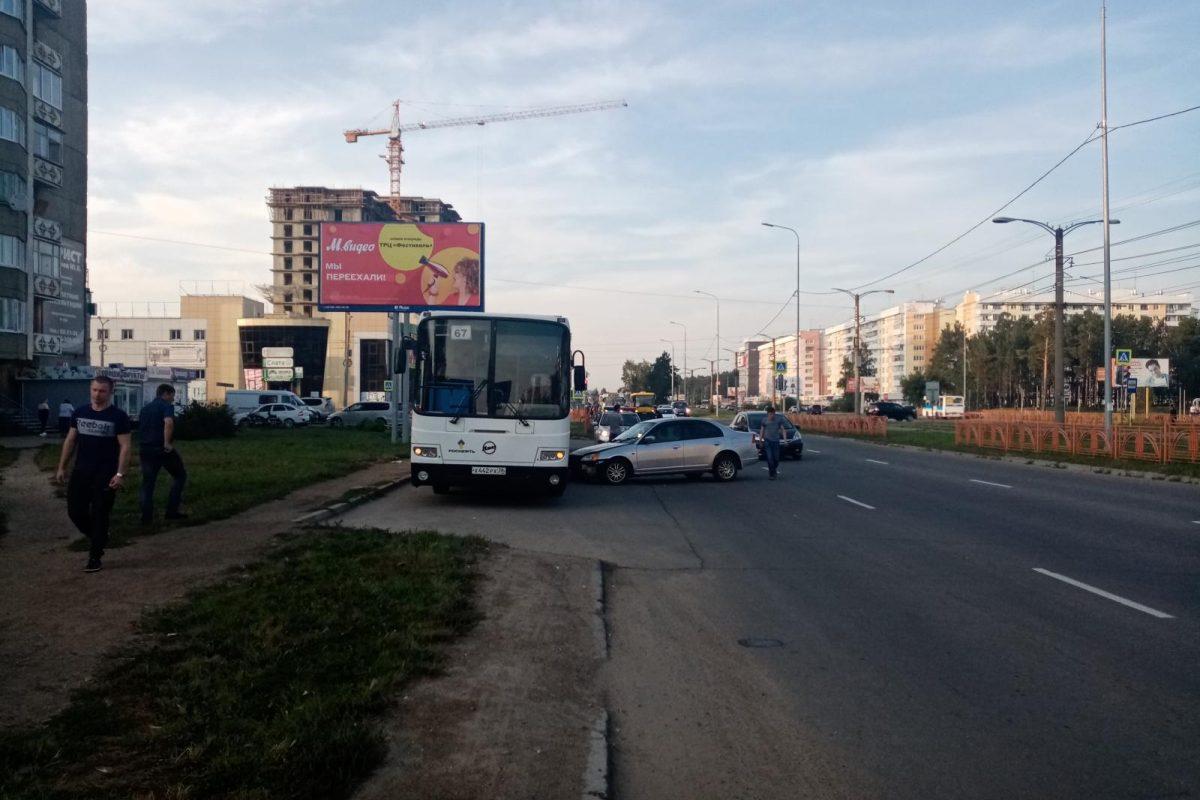 дтп 02.09 автобус 1